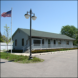 Rockwood City Museum Building