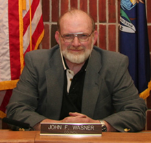 Councilman John F. Wasner