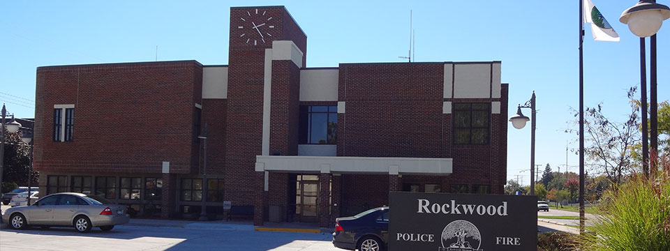 City of Rockwood, PD, FD and City Hall
